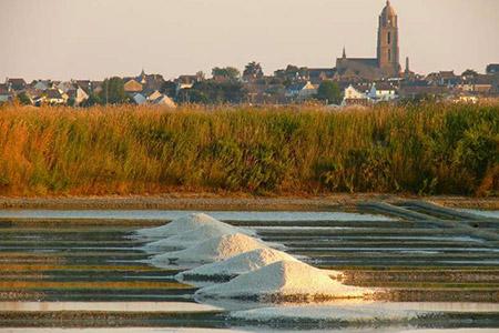 tas de sel Guérande