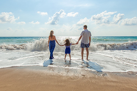 Formule vacances en famille